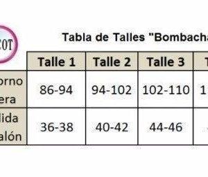Bombacha Colaless Ancha Rosas Cocot 12595