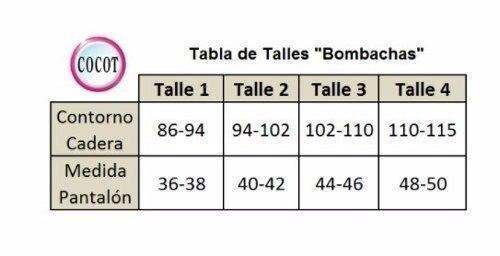 Bombacha Colaless Ancha Lisa Rojo Cocot 12501