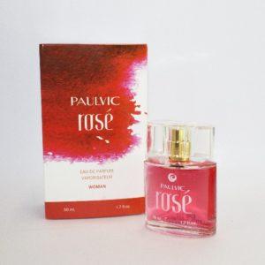 Perfume Mujer Paulvic Rose EDT 50 ml