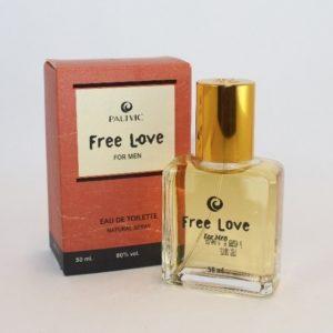 Perfume de Hombre Free Love For Men EDT 50 ml