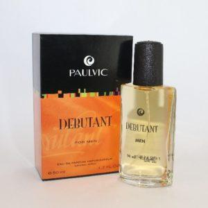 Perfume de Hombre Debutant For Men EDT 50 ml