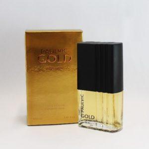 Perfume Hombre Paulvic Gold EDT 55 ml