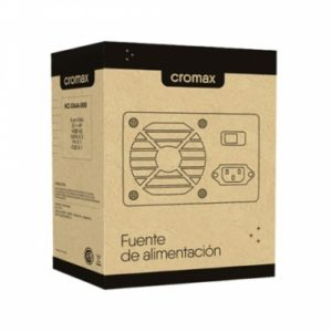 Fuente de alimentación Cromax 500W KC-DDA-500