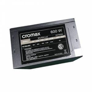 Fuente de alimentación Cromax 600W KC-DDA-600