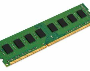 Memoria PC DDR3 8GB 1600MHz Kingston ValueRAM 1.5V