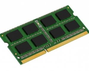 Memoria SODIMM DDR3 4GB 1600MHz Kingston ValueRAM 1.35V