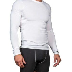 Remera Termica de Hombre Dufour 11945 Blanco o Negro