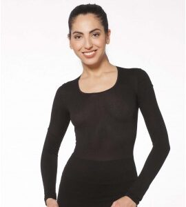 Camiseta Multifilamento Negro Talle Unico Cocot 5150