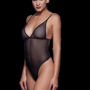 Body de Tul Black Sexy Cocot Negro 5352