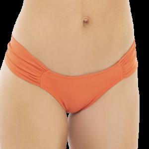Vedetina Con Frunce Naranja Cocot 12570
