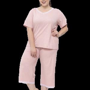 Pijama Manga Corta Elegance Cocot 7381