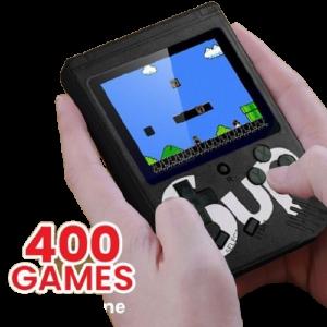 Consola Portatil 400 Juegos Con Salida a TV Sup
